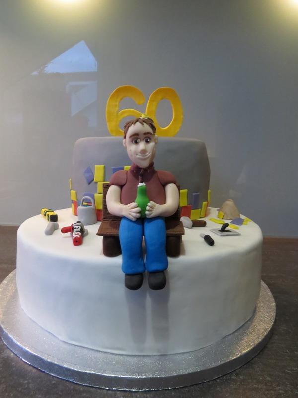 Handwerker Torte Luxus Torten
