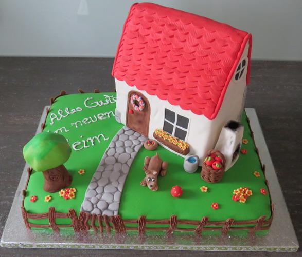 Haus Mit Garten Luxus Torten