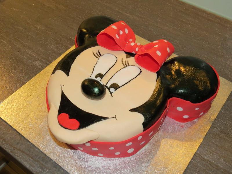 Minnie Maus Luxus Torten