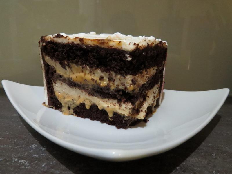 Banoffee Torte Bananen Karamell Torte Luxus Torten